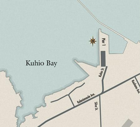 Details of pasha hawaii 39 s hilo harbor pier 1 terminal for Kuhio motors service department