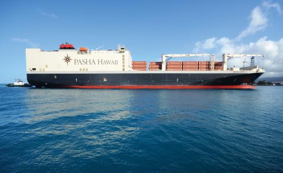 Pasha Hawaii Marjorie C Pasha Hawaii