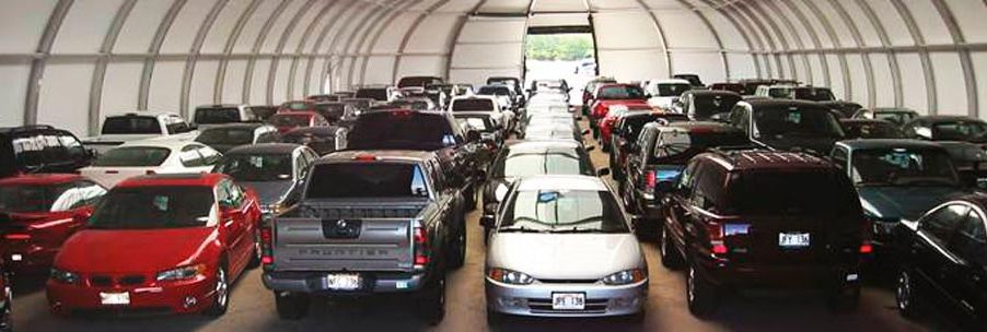 Hawaii Storage - from vehicles to construction equipment. Indoor and outdoor storage available