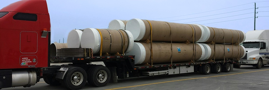 Oversize cargo and flatbed Ro/Ro service for easier loading and direct delivery