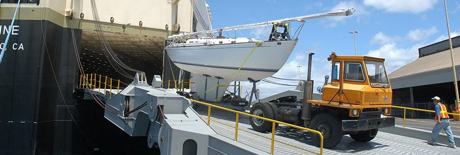 Transpacific and Pacific Cup racing yachts trust Pasha Hawaii